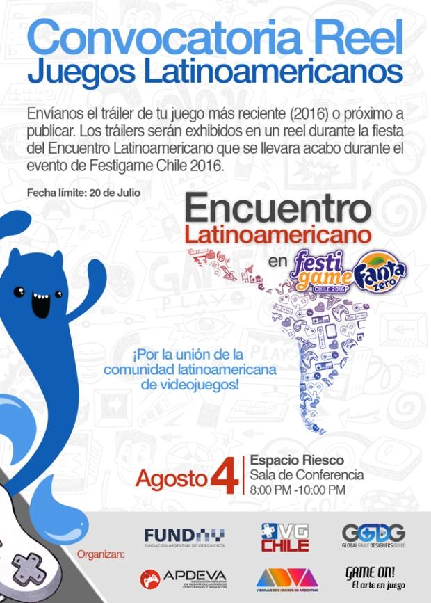 ConvocatoriaReel-CHILE2016